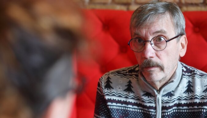Pandemic in a pandemic.  Conversation with Andris Veiķenieks, chairman of the HIV patient support association