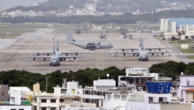 Японцы построят для ВВС США остров из мусора