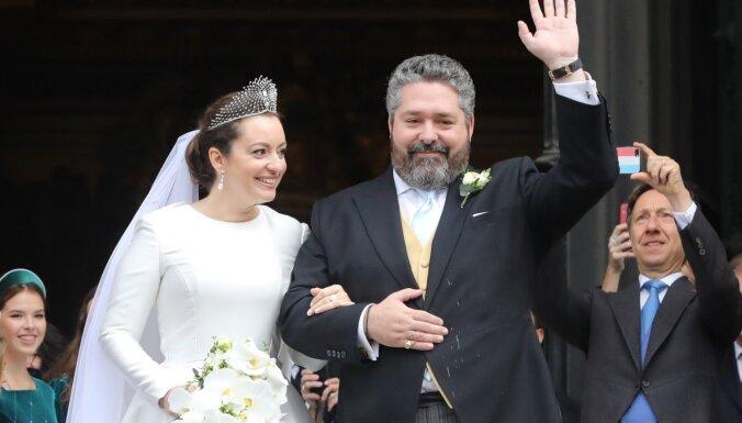 Потомок Романовых венчался в Исаакиевском соборе в Санкт-Петербурге