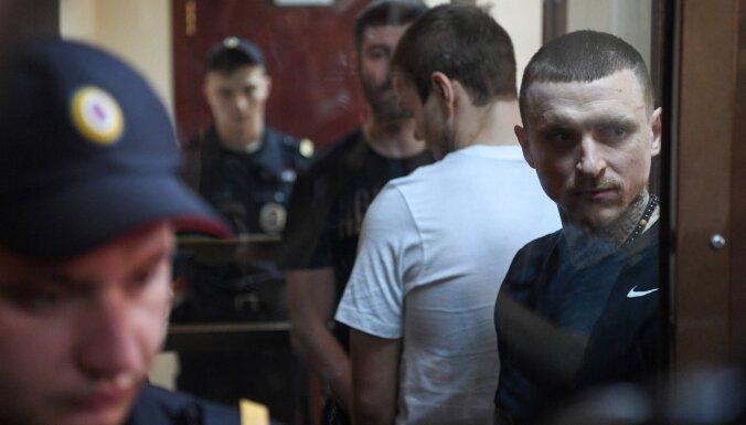 Тюремная команда Кокорина и Мамаева сыграет в футбол с профессиональным клубом