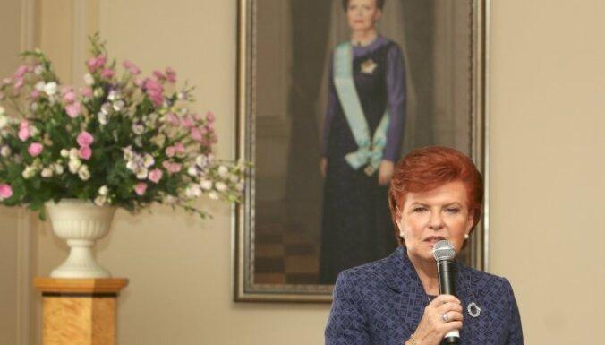 Вике-Фрейберга: никто не пригласил меня снова стать президентом
