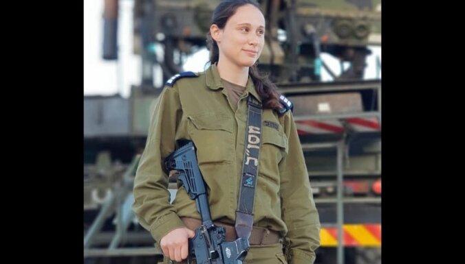 """СМИ назвали имя израильской военнослужащей, сбившей сирийский """"Сухой"""""""