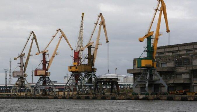 'Nekā personīga': ZRP paspārnē dzimusi organizācija rosina privatizēt Rīgas un Ventspils brīvostas