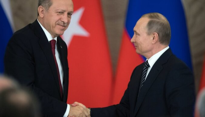 """""""Весенний щит"""" и сочинский меморандум: о чем будут говорить Путин и Эрдоган в Москве?"""