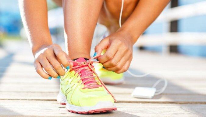 Pareizas iešanas tehnika, kas dažu nedēļu laikā ļauj efektīvi zaudēt lieko svaru