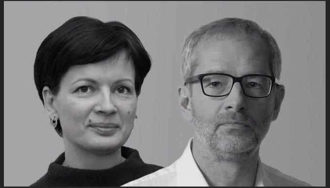 Delfi TV с Янисом Домбурсом: на вопросы отвечает глава Ziedot.lv Рута Диманта