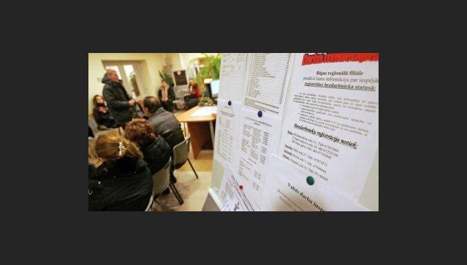 Maijā bezdarba līmenis valstī bija 11,3%