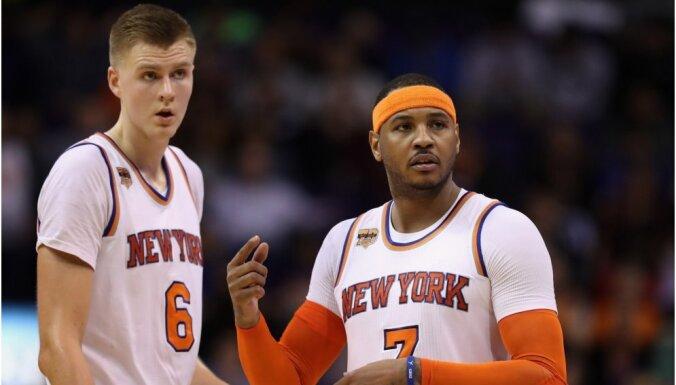 Porziņģi tomēr neizvēlas par Lava aizvietotāju NBA Zvaigžņu spēlē