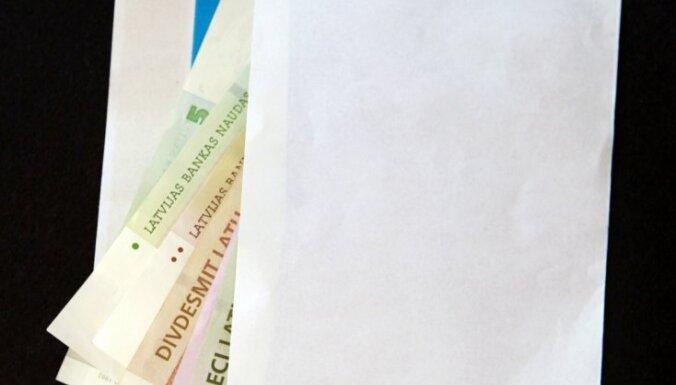 В Земгале за попытку подкупа полиции задержаны четыре водителя