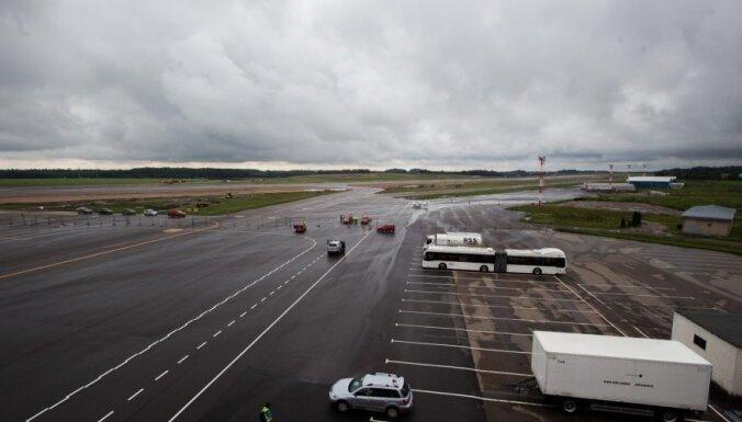 В Вильнюсе совершил аварийную посадку летевший в Египет рейс
