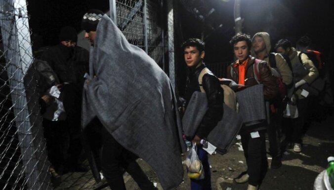 Austrijas ministre: Nelegālo imigrantu skaita gada limits tiks sasniegts jau vasarā