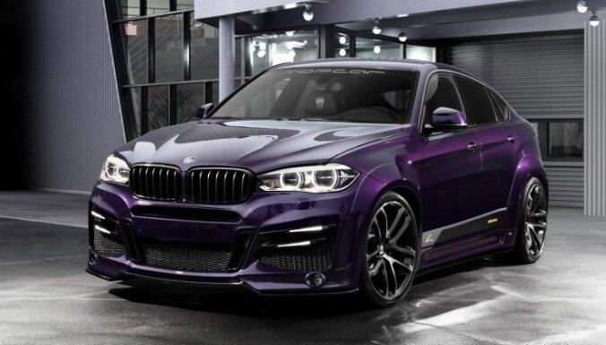 Латвийцы активнее покупают BMW, Mercedes и другой люкс-класс: сменился лидер продаж