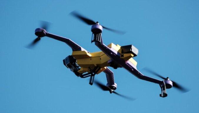 В Японии запретили управлять дронами в нетрезвом виде