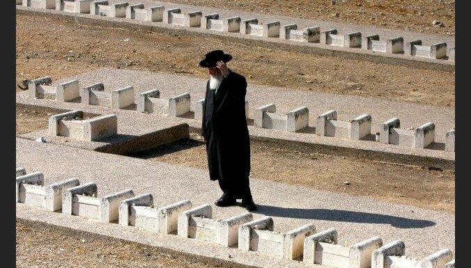 Reformēto jūdaistu rabīns: Izraēlas sabiedrība gāžas rasisma bedrē