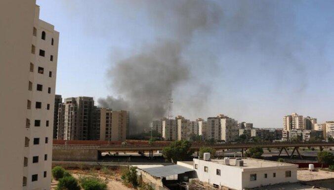 Боевики-исламисты захватили здание посольства США в Ливии