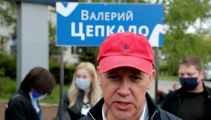 Latvija nav saņēmusi Cepkalo izdošanas pieprasījumu; opozicionārs Latvijā jūtas droši