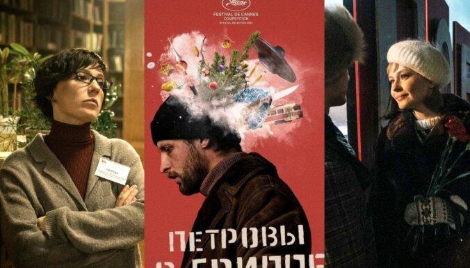 Sākas kinofestivāls 'Baltijas pērle'