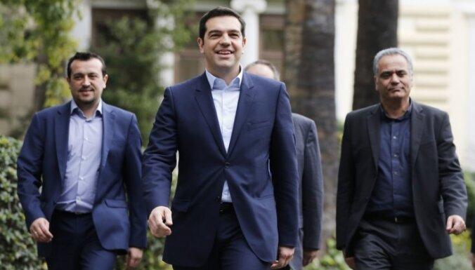Алексис Ципрас вновь возглавил правительство Греции