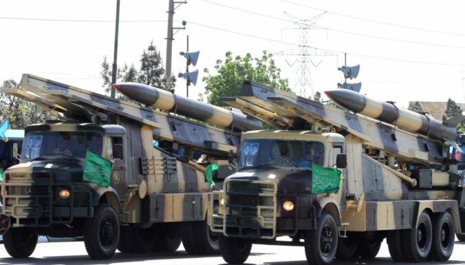 Miljardi Irānas iekrājumu tiks izmantoti militārajā jomā