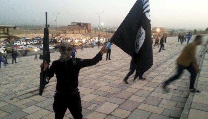 ASV uzlidojumā Irākā iznīcina miljoniem dolāru 'Daesh' naudas