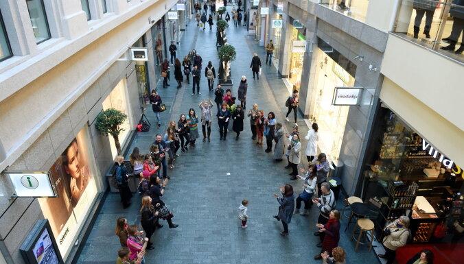 'Linstow' par 75 miljoniem eiro pārdevis 'Galeriju Centrs'