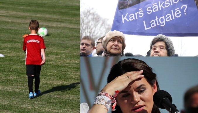 'Delfi plus': nemierīgā Baltkrievija, iedvesmojošā Ždanoka un nauda bērnu talantiem