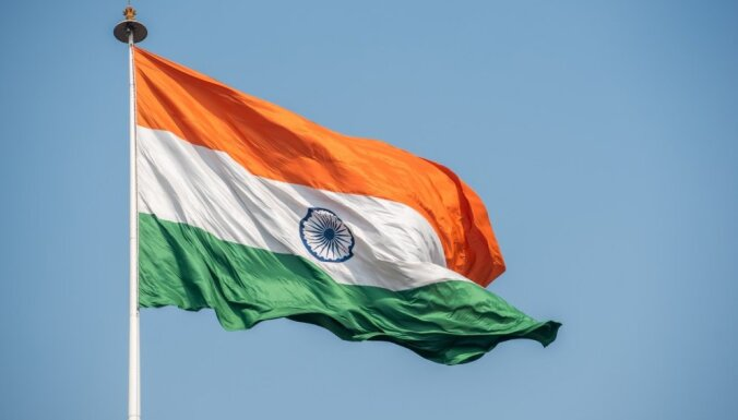 Covid-19: Pasliktinoties situācijai Indijā, Latvija atsauc lielāko daļu savu diplomātu