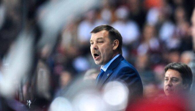 Zviedrijas hokejisti triumfē Eirotūres pirmajā posmā; Znaroks un Krievija paliek trešā