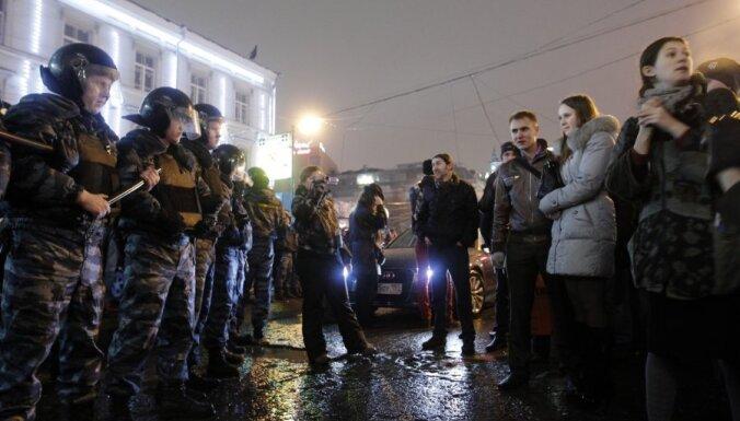 """МВД не будет вводить в Москву войска в день проведения митинга """"За честные выборы"""""""