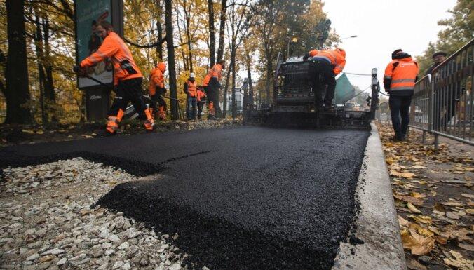 Ассоциация: в этом году могут сократить более 35% дорожных строителей