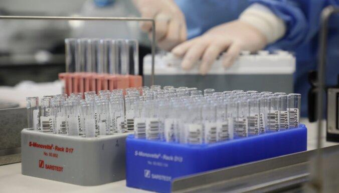 В минувшие сутки вновь отмечен рекордный прирост заболеваемости Covid-19 в Риге