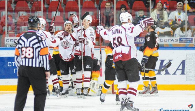 Severstal - Dinamo Riga