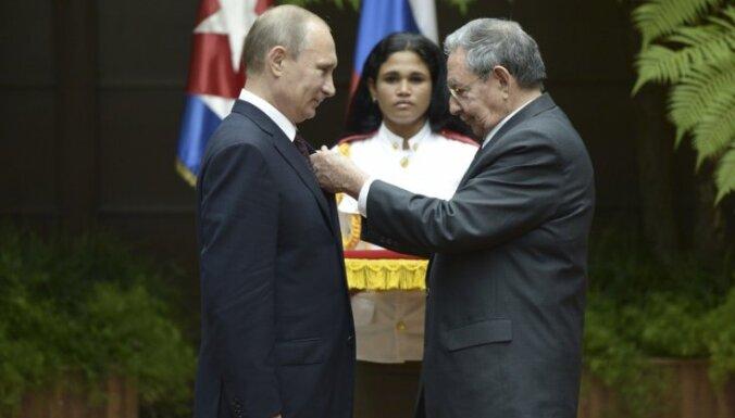 Путин опроверг сообщения об открытии радара на Кубе