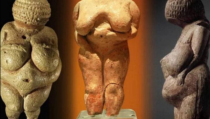 Женщина мечты: ученые разгадали секрет древних Венер