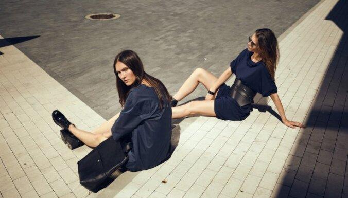 Foto: Prezentē jaunu apģērbu zīmolu 'Plaude Apparel'