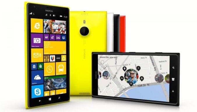 Продажи мобильных телефонов Nokia упали на 29%