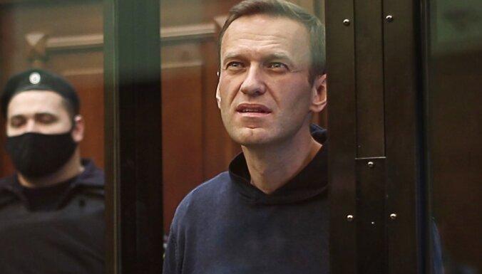 Алексея Навального в колонии посетили члены ОНК