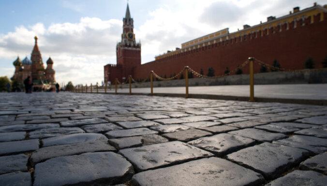 В Москве закрыли для посещения Красную площадь