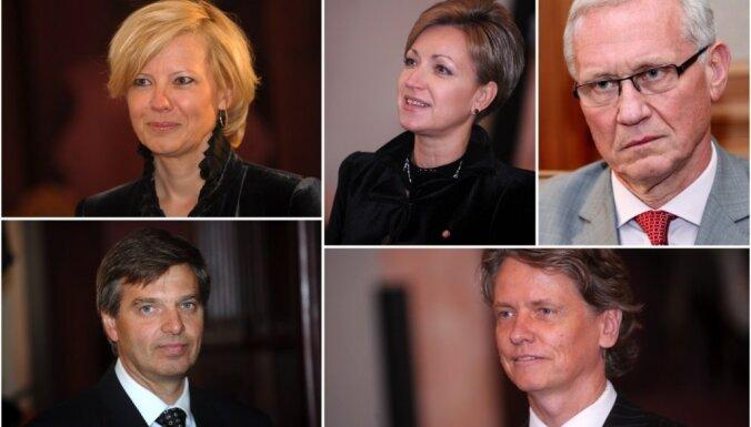 Ap 214 500 eiro uzkrājumi un 166 794 eiro parādi – Latvijas vēstnieku G7 un Krievijā deklarācijas