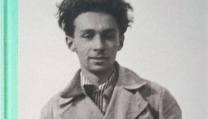 Latviski izdots itāļu rakstnieka Primo Levi autobiogrāfiskais darbs 'Atelpa'
