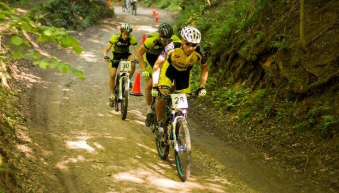 Siguldā notiks starptautiskas kalnu riteņbraukšanas sacensības olimpiskā krosa disciplīnā