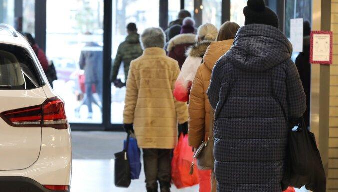 В латвийских торговых центрах хорошее качество воздуха