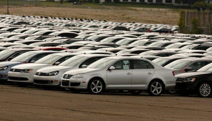 Augstākā tiesa Vācijā liek VW atpirkt 'dīzeļgeitas' skartos automobiļus