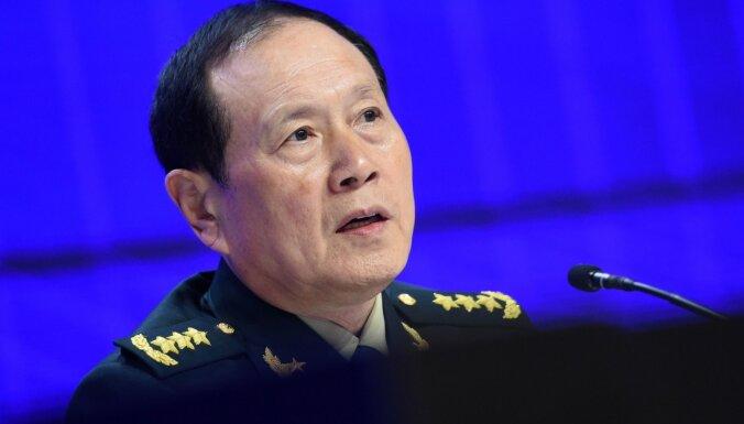 Tiaņaņmeņas laukuma slaktiņš bija pareiza rīcība, paziņo Ķīnas ministrs
