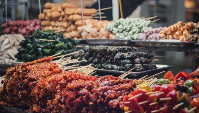 Nedēļas nogalē Ķīpsalā notiks vērienīgs 'street food' čempionāts