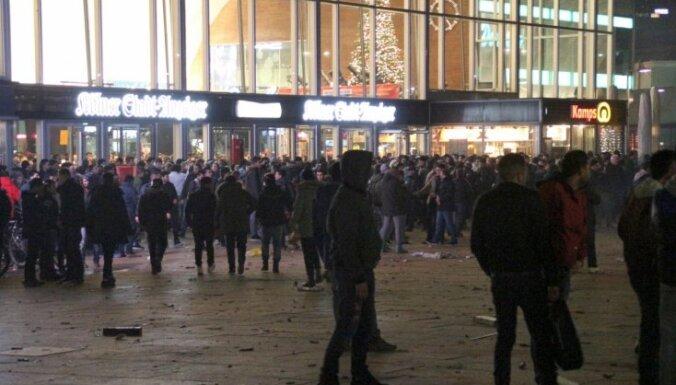 Čehijas iekšlietu ministrs: Ķelnē notikušie uzbrukumi bija gaidāmi