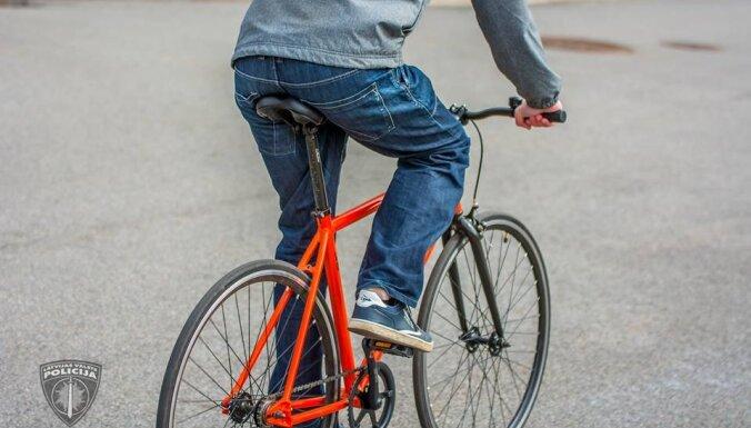 Задержан веловор на украденном велосипеде
