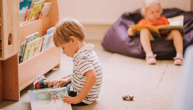 Ko ņemt vērā, izvēloties starptautisko 'dārziņu' savam bērnam?