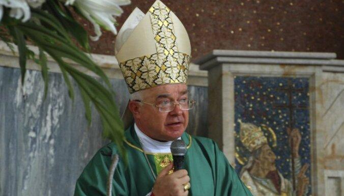 Посла Ватикана впервые лишили сана из-за педофилии
