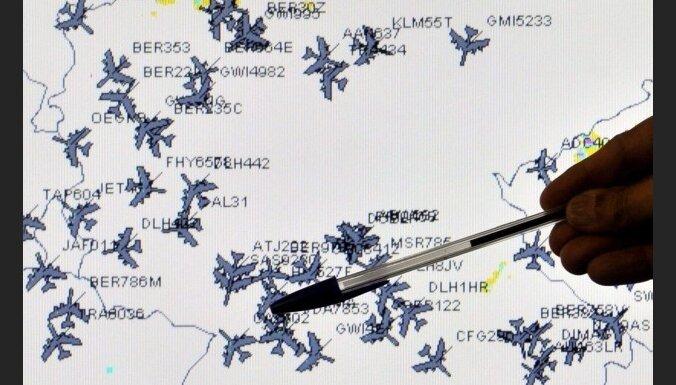 Небо над Латвией могут вновь закрыть